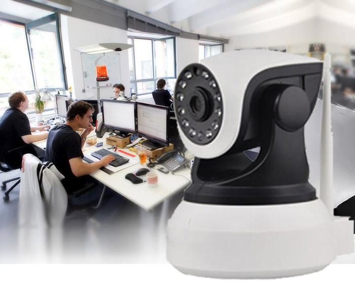 Lắp đặt camera quan sát Công Ty Bất động sản Trường Thịnh