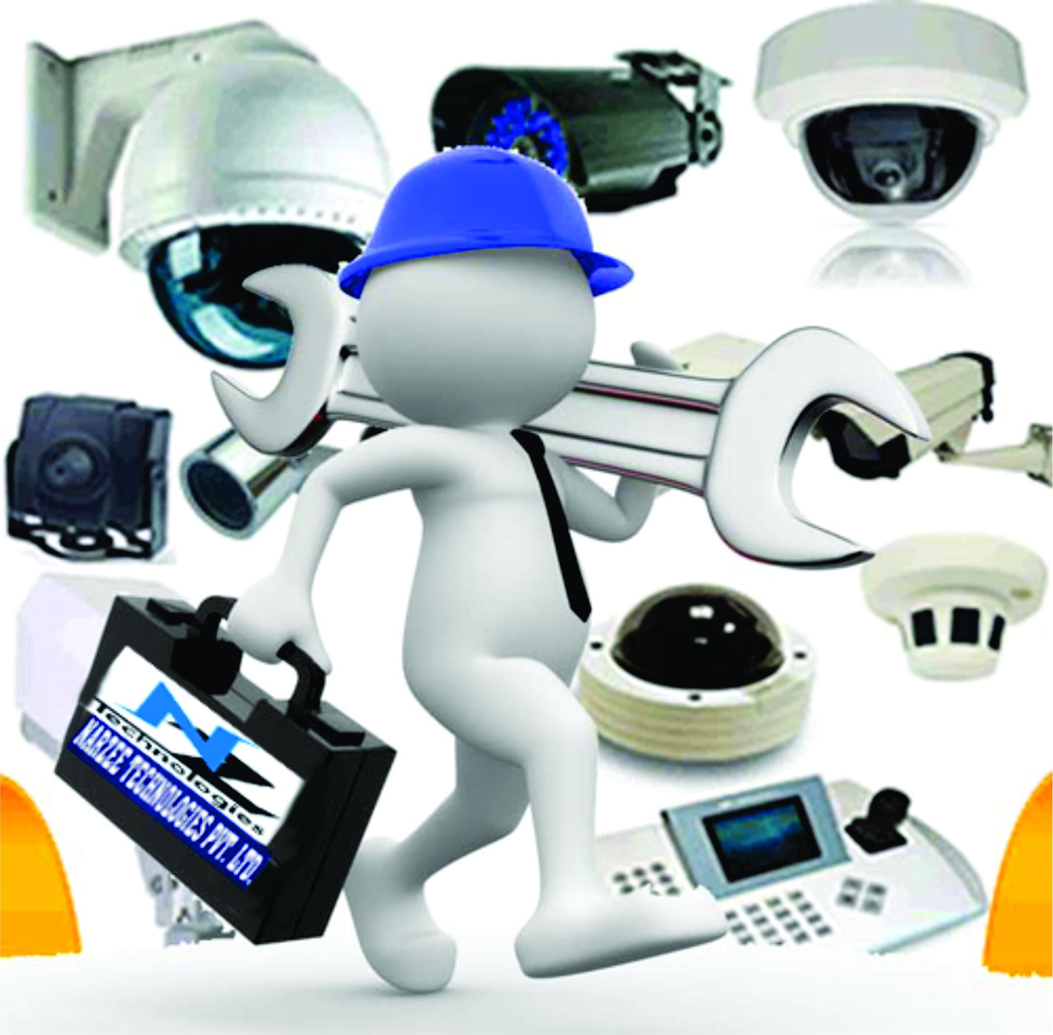 Bảng giá dịch vụ sửa chữa và bảo trì hệ thống camera quan sát