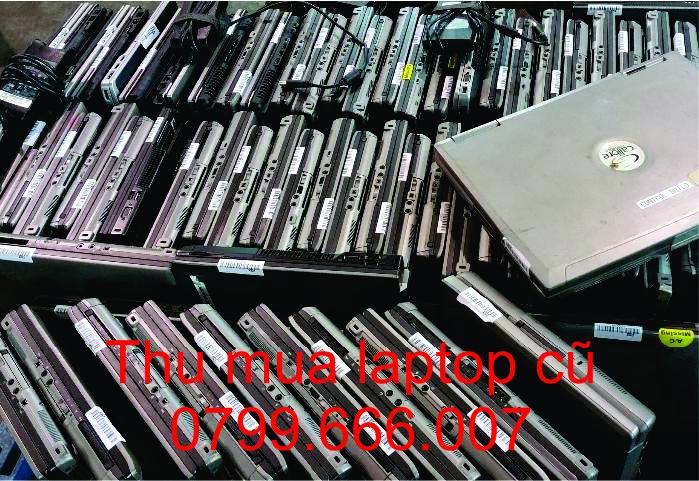 Thu mua laptop cũ giá cao Tại Bình Dương