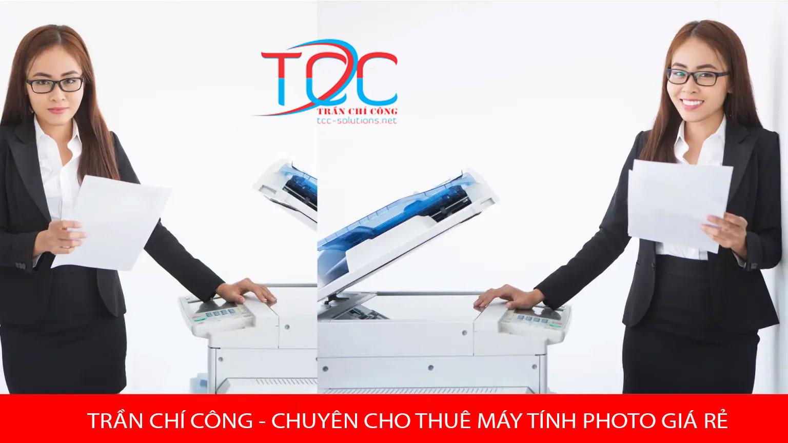 Cho Thuê Máy Photocopy Giá Rẻ Bình Dương